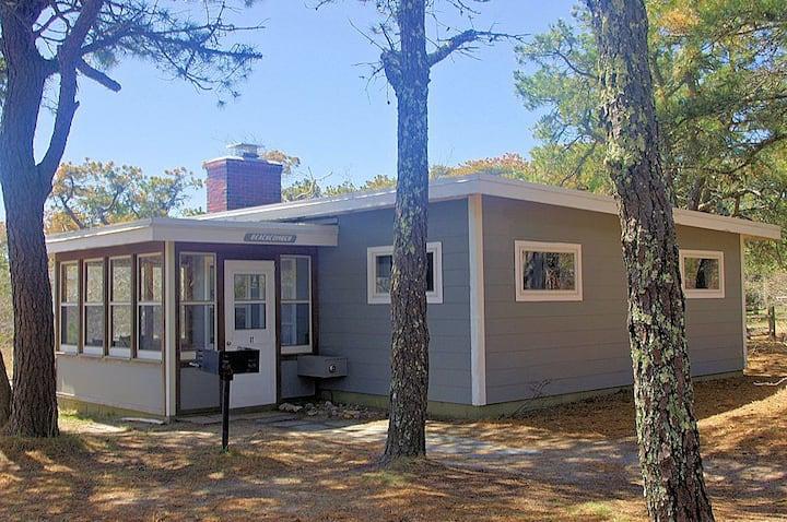 Beachcomber cottage in National Seashore