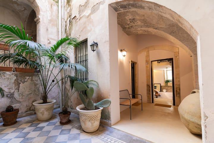 Casa Emera, Splendid Suite in Ortigia