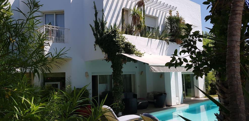Villa de rêve à hammamet