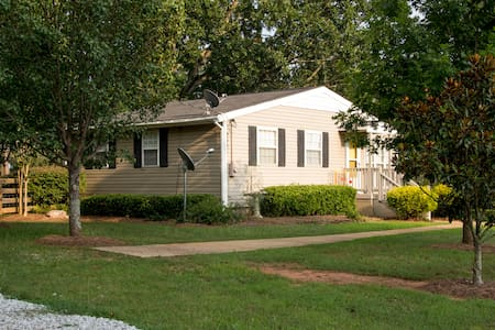 The Crawford Cottage - Senoia - Talo