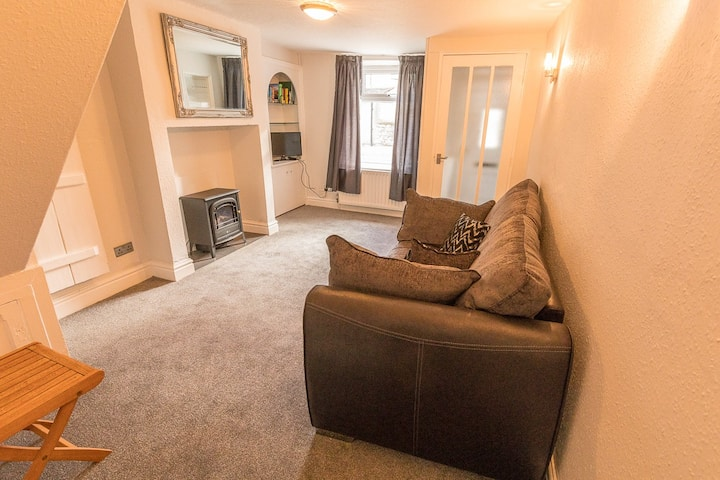1 bedroomed cosy cottage in Clitheroe centre