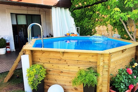 Chill 004 *Private Garden & Pool*  《Reduced Price》