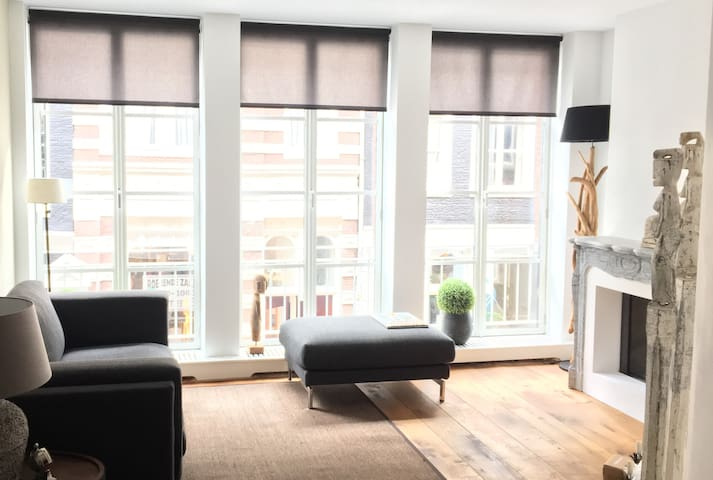 Luxury canal district apartment - Amsterdam - Apartment