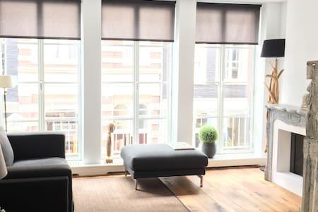 Luxury canal district apartment - Amsterdam - Apartament