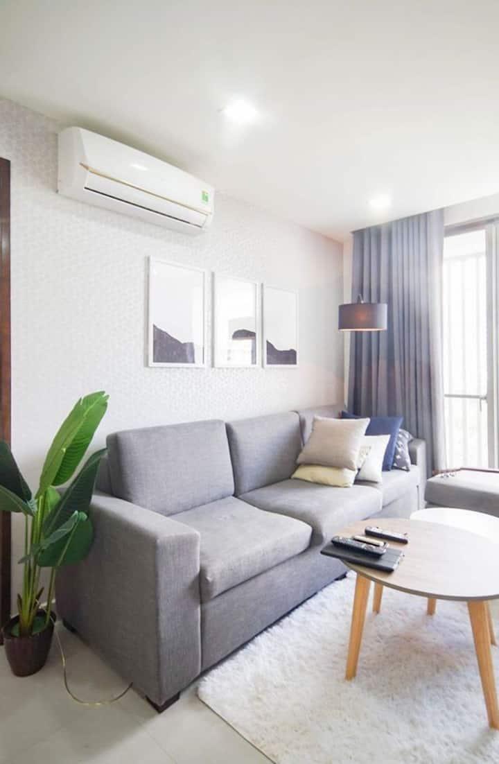 Happy Residence 2 bedroom Apt District 7 HCM