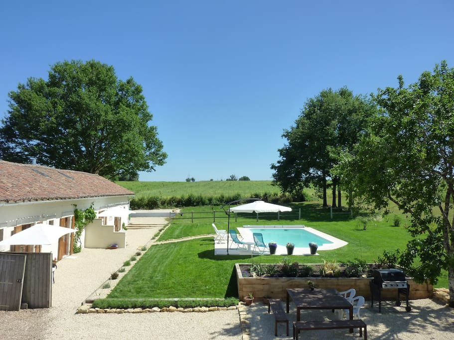 View from La Charente