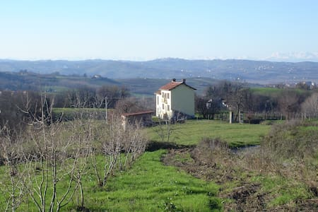 Italian country-side house - Montaldo Bormida