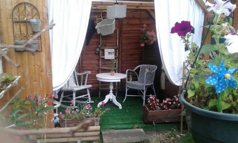 Chambre à louer dans maison - Conjux