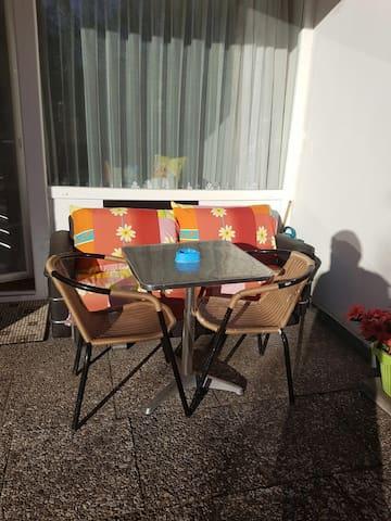 2 Zimmer Wohnung Mit Garten - Hannover - Apartment