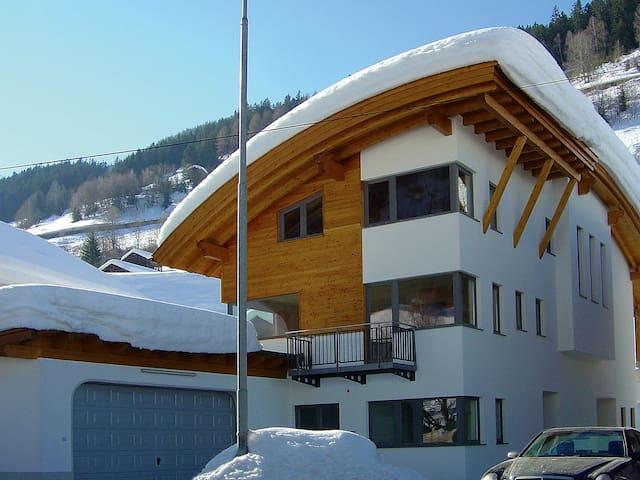 Ferienwohnung Höferau - Paznaun