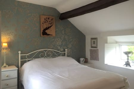 The Moon Room, romantic hide away for 2 - Somerton - Haus