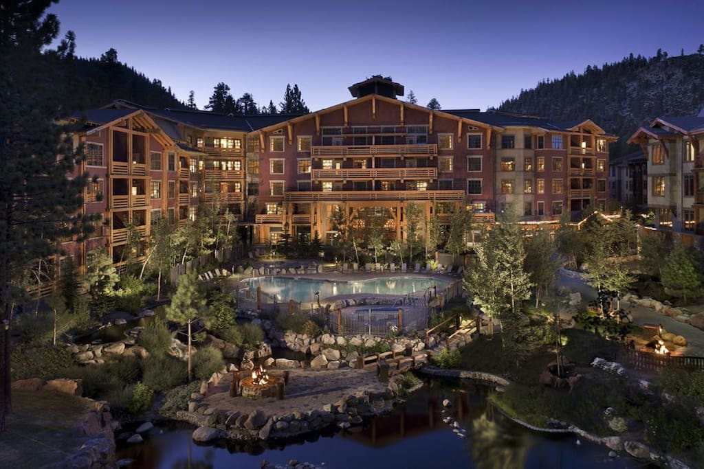 The Village at Mammoth is the very best of everything.