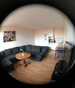 Clean apartment near the center. - Hässleholm - Apartamento