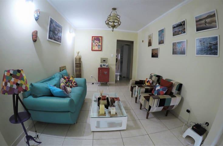 Casa muito aconchegante em Brasília/ 01 Hóspede