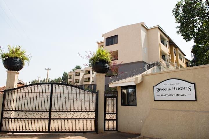 Mbuya Rivonia Apartment