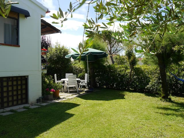 villino Rosmarino - Golfo Follonica - Piombino - Huis