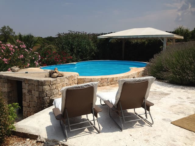 Puglia Stone Retreat With Pool - Ceglie Messapica - House