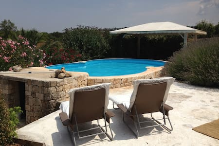 Puglia Stone Retreat With Pool - Ceglie Messapica - House