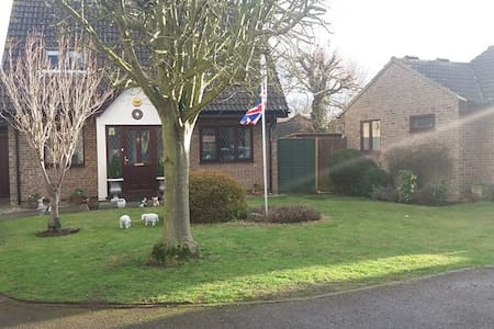 Maldon Tranquil, Cosy, Chalet Bungalow
