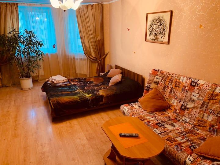 Квартира на «Звездочке»