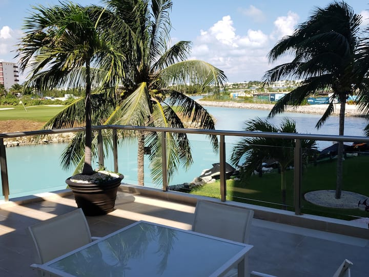 Private 3bedroom condo in Puerto Cancun Hotel Zone