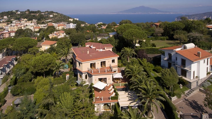 Relais Villa Solatia- La Casetta