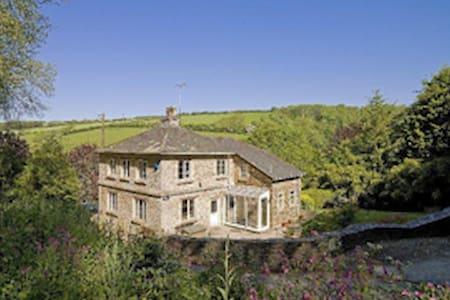 Clanacombe Lodge (3 bedroom cottage near Bantham) - Kingsbridge - Rumah
