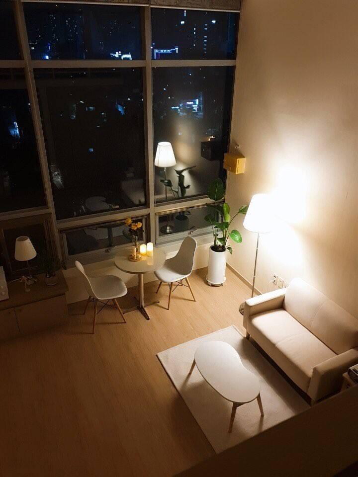 [@City view]EON's House[#1],복층,SUYU STN 5Min