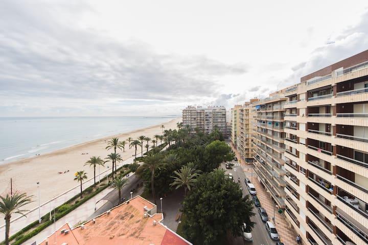 Apartamento en Cullera vistas mar - Cullera - Wohnung