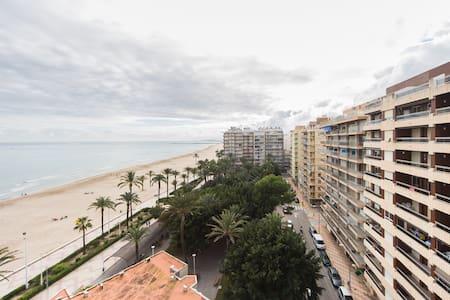 Apartamento en Cullera vistas mar - Cullera - Leilighet