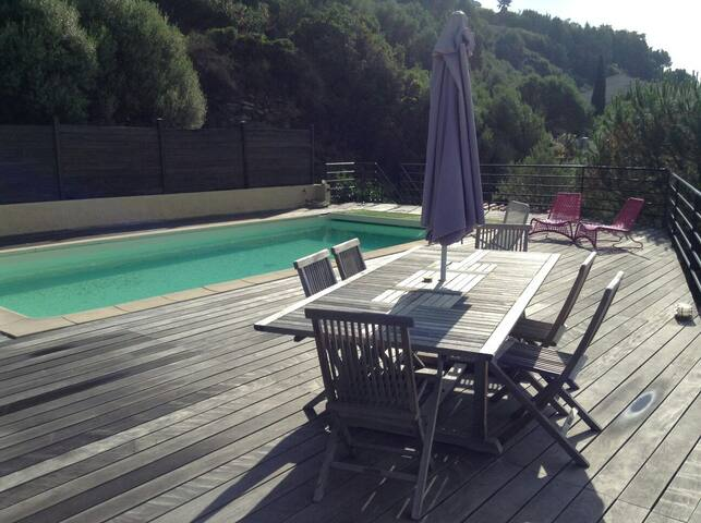 villa  sur les hauteurs de Bastia - Bastia- ville-di-Pietrabugno - House