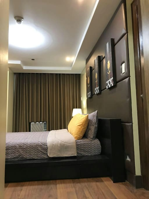 Masters Bedroom with Aircon
