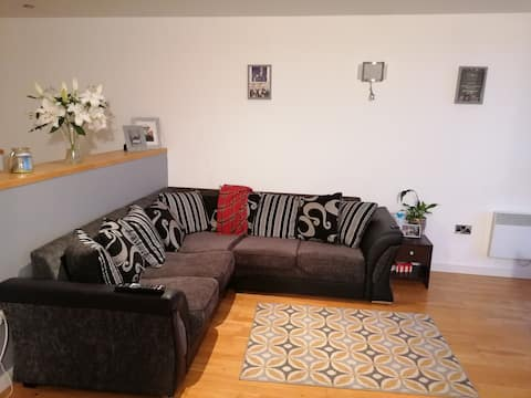 Double in Central with en-suite & private balcony
