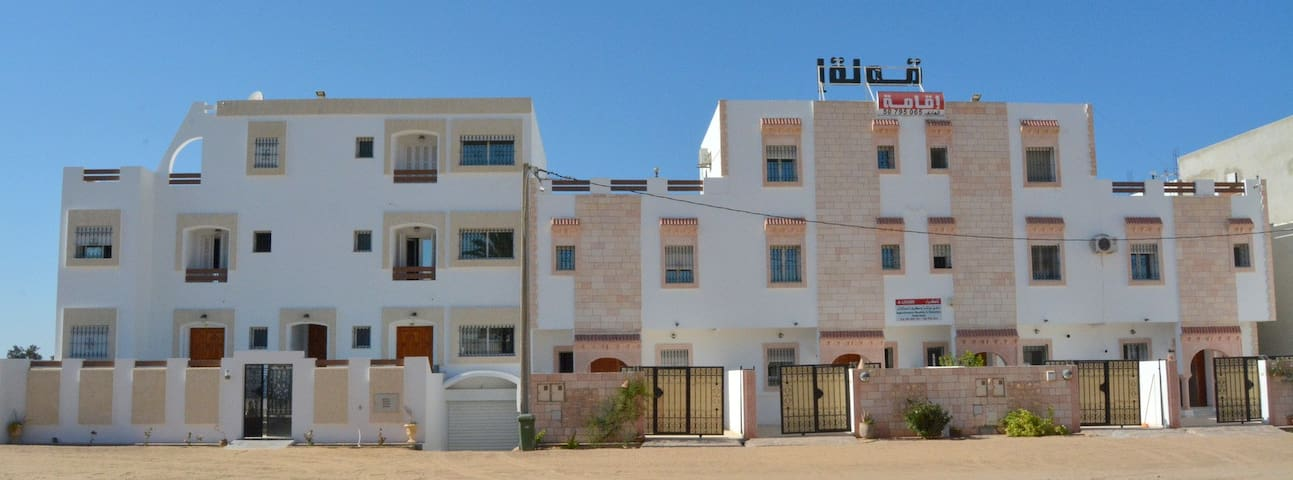 L'Ile Douce n°8 - Houmt Souk - Apartment