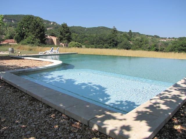 Gîte de luxe vues panoramiques proche Apt,Luberon