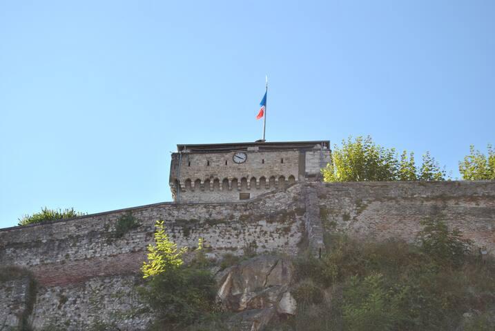 Château-fort de Lourdes
