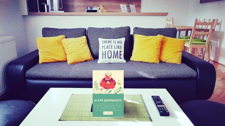 Apartman InOsijek - FEELS LIKE HOME