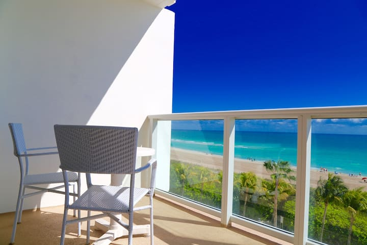 Apartment with the best ocean view