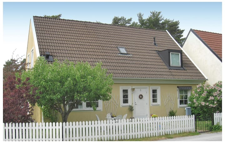 Nice home in Visby with 3 Bedrooms