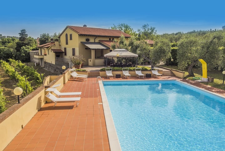 Villa Doveri just for your holidays