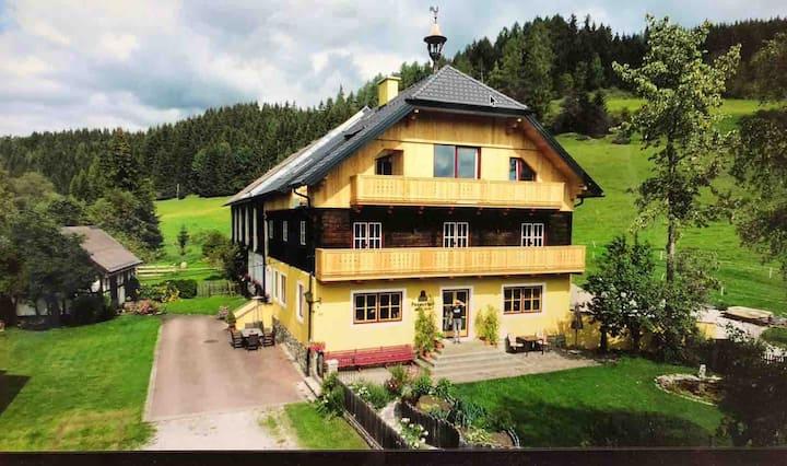 Apartment in der Natur -perfekt für Sport&Erholung
