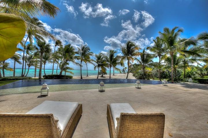 Oceanview Villa Las Hamacas