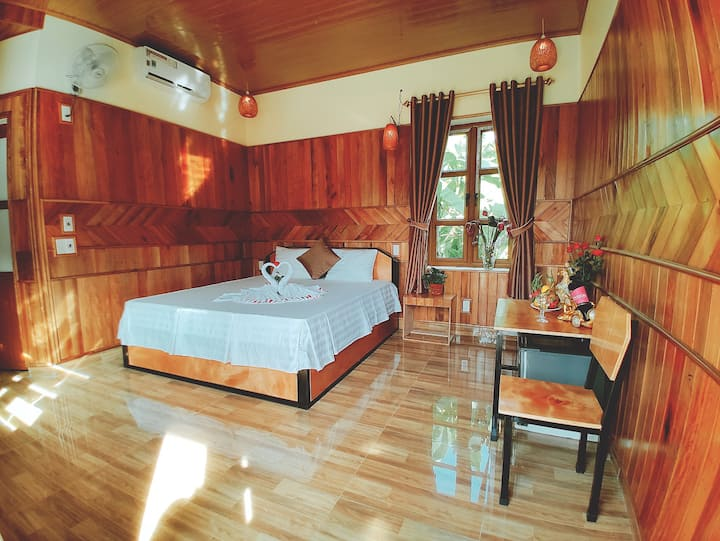 Cosiana Homestay - Double Room with Swimming pool