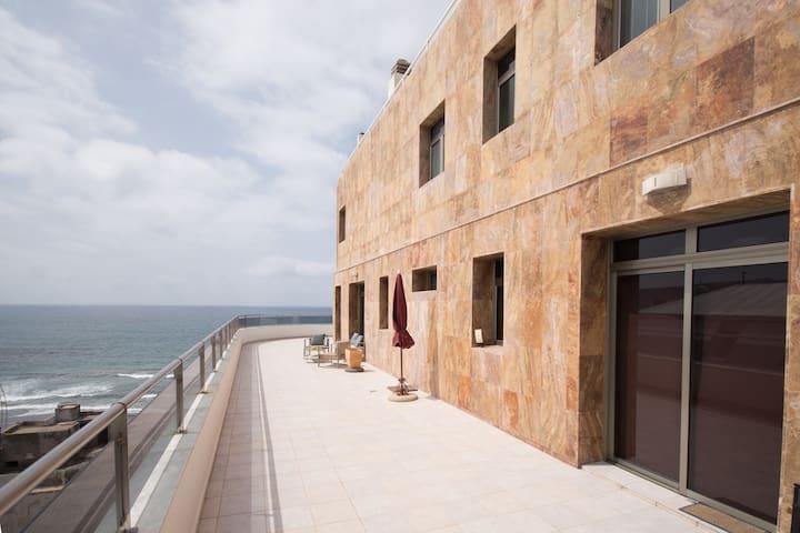 Duplex Penthouse in the beachfront - Las Palmas, Gran Canaria - Talo