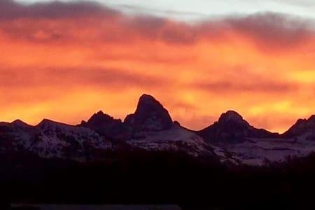 Serene Irene's near Yellowstone, Teton and Targhee - Teton County - Kisház