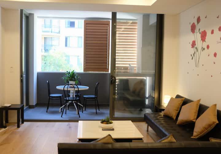 Sydney CBD Pymont Convenient Location Apartment
