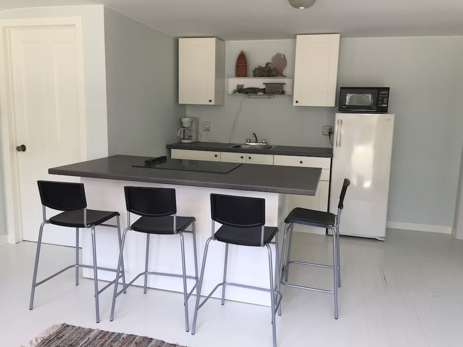 Kitchen renovated in 2017