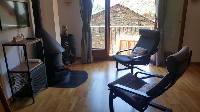 Fantastico apartamento en Ainet de Cardós