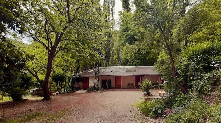 "Cabañas La Alfonsina: Cabaña N°2 ""Casona"""