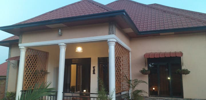 Best Fully Furnished House In Kanombe For Rent